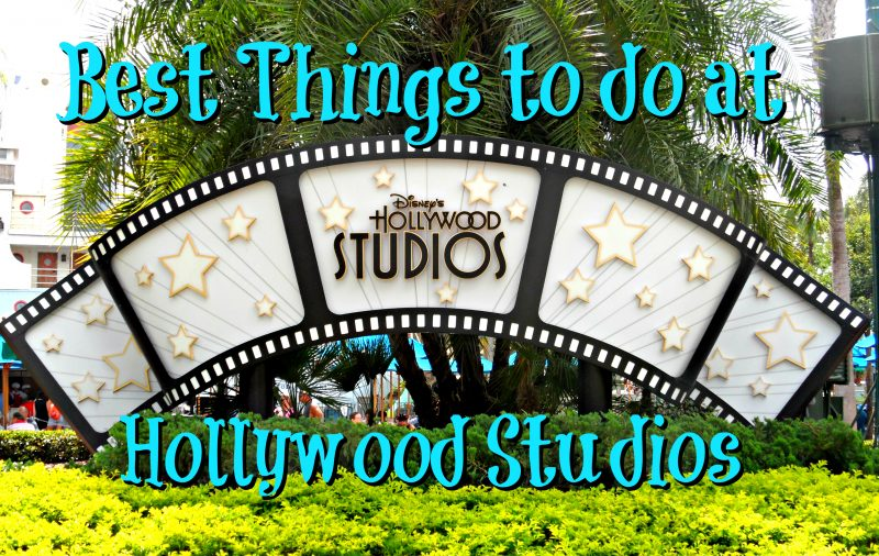 Best Things to do at Hollywood Studios