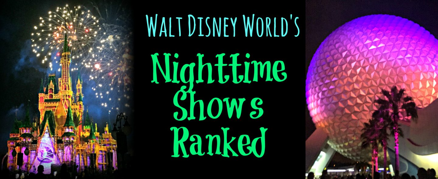 Nighttime Shows Ranked