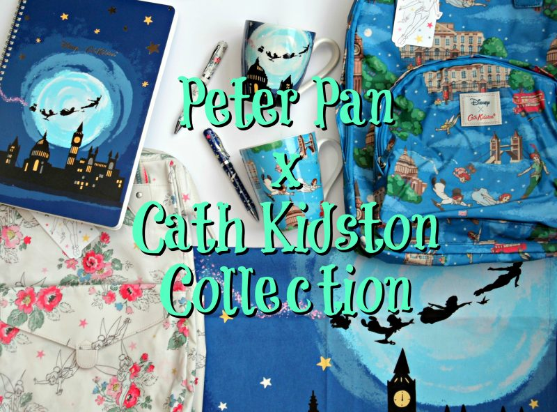 Disney's Peter Pan x Cath Kidston Collection
