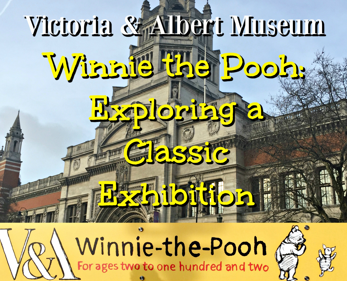 Winnie the Pooh: Exploring a Classic Exhibition