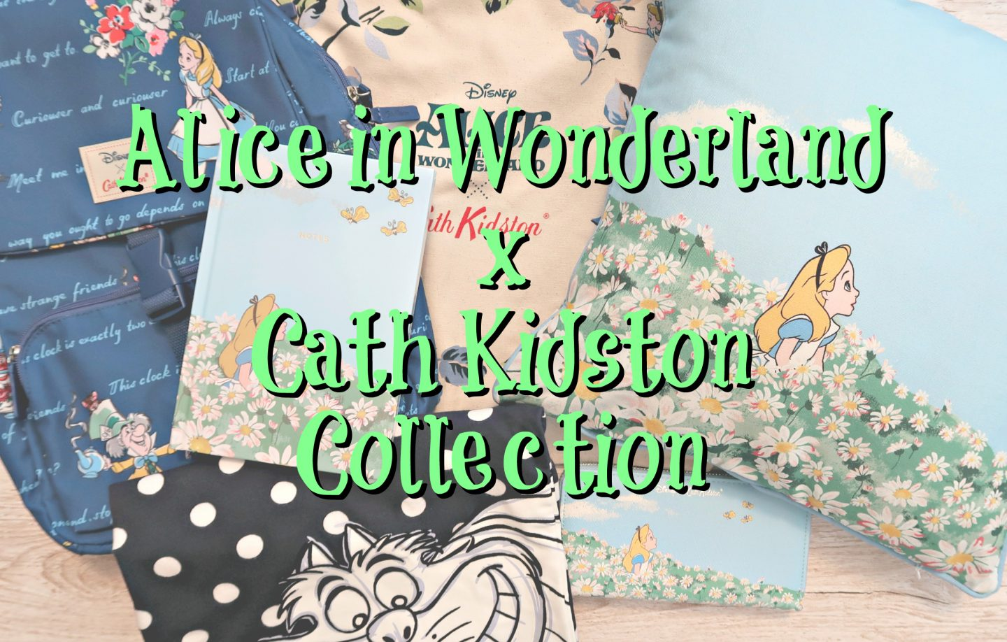 Disney's Alice in Wonderland x Cath Kidston Collection